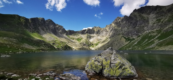Tatra Mountains: Velke Hincovo Pleso is one of the unique places in the High Tatras in Slovakia, because it offers spectacular views. Moreover, Velke Hincovo Pleso is the largest and deepest glacial lake in the Tatra Mountains in Slovakia.