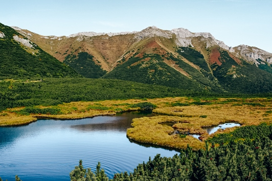 Tatra Mountains hiking: from the Green Tarn to the Great White Tarn