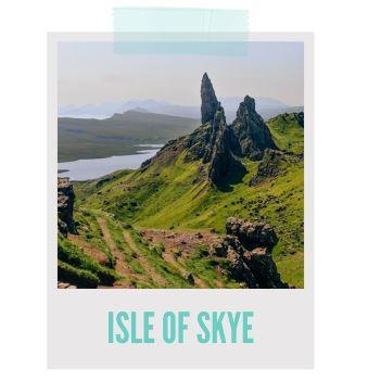 travel guide to the Isle of Skye United Kingdom