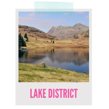 United Kingdom travel guide to the Lake District