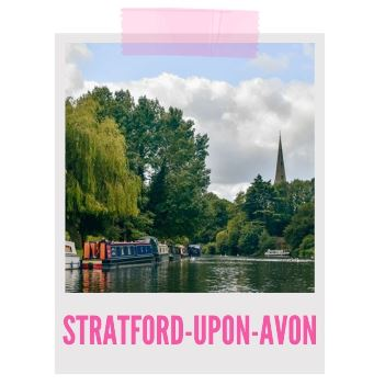 Stratford-upon-Avon United Kingdom travel guide chic and clean