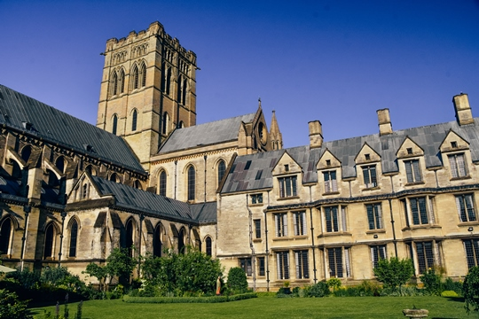 attractions in Norwich: The St John the Baptist Cathedral is one of the best attractions in Norwich because it is a part of Norwich 12 iconic buildings, which are heritage attractions in the city. This beautiful cathedral is also famous for its beautiful stained glass and stonework.