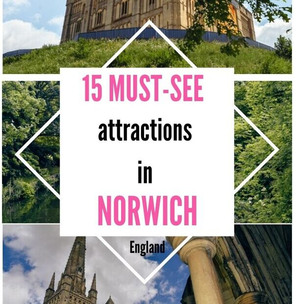 Top things to do in Norwich, England. Discover 15 must-see attractions in one of the best-preserved medieval cities in the UK. What to do in Norwich (unique and popular attractions you need to know about).